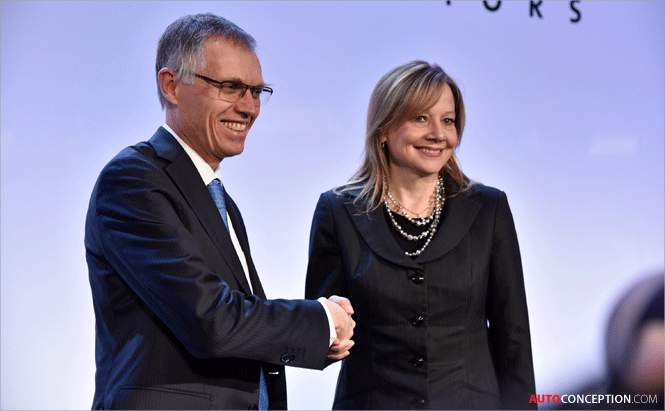 Peugeot-Citroen Buys Vauxhall and Opel from General Motors for £1.9bn