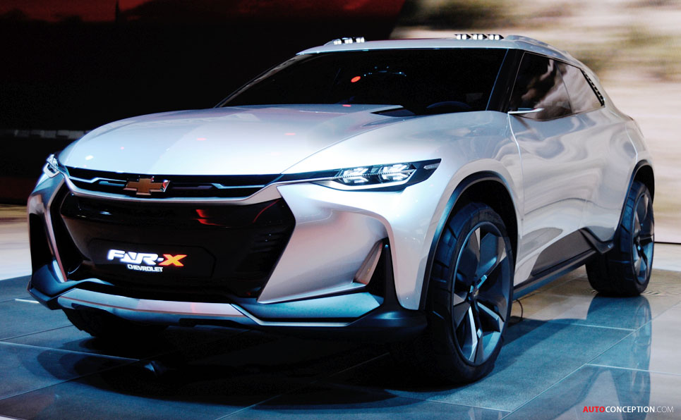 Chevrolet 'FNR-X' Concept Makes Global Debut in Shanghai ...