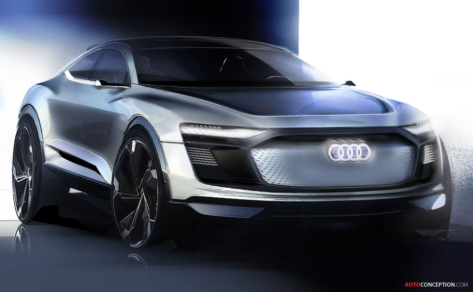 New Audi E Tron Sportback Concept Confirmed For Production