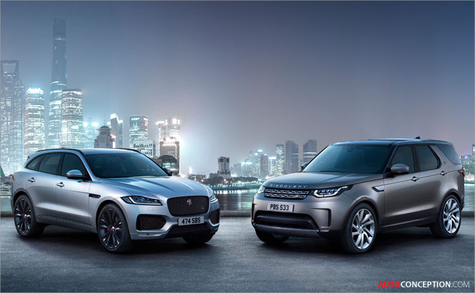One Jaguar Land Rover Selling Every 30 Seconds