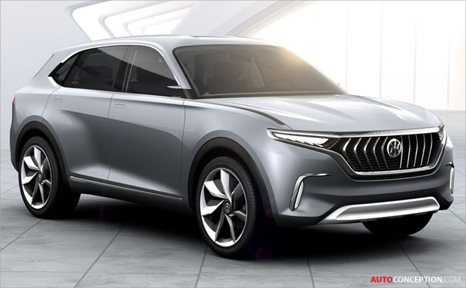 Pininfarina and Hybrid Kinetic Group Unveil Two Electric SUV Concepts