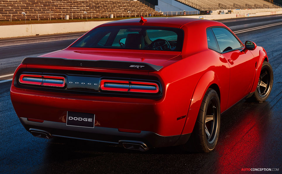dodge challenger srt demon sets world record quarter mile time. Black Bedroom Furniture Sets. Home Design Ideas