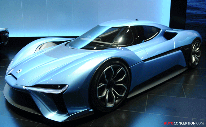 Nio Ep9 Electric Hypercar Sets New Road Legal N 252 Rburgring