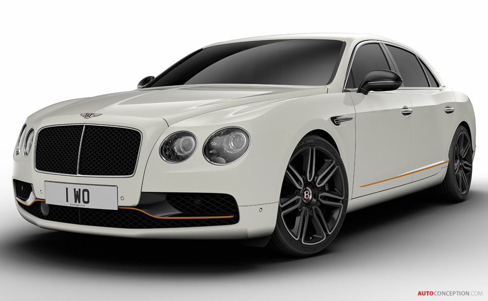 Bentley Reveals New Flying Spur 'Design Series'