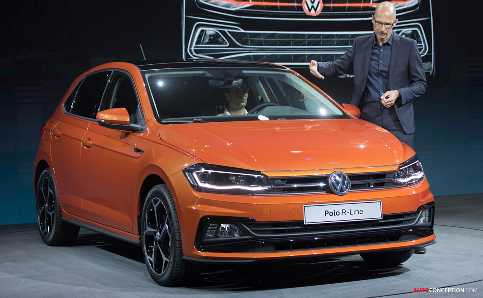 Volkswagen Reveals All-New Polo