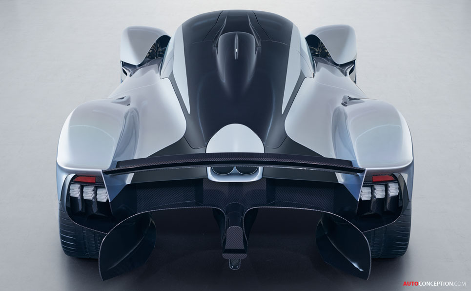 Aston Martin Valkyrie Design Secrets Revealed
