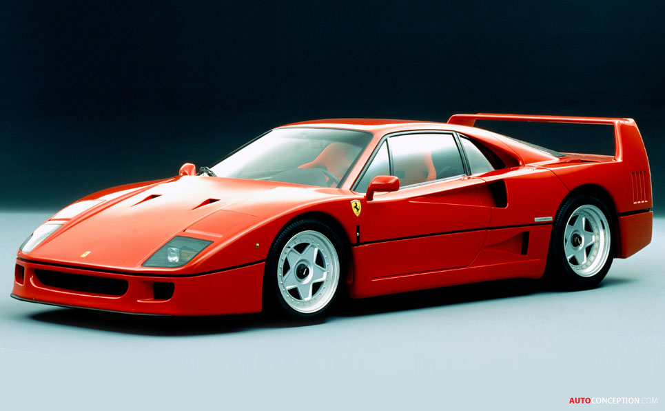 30th Anniversary of the Ferrari F40 – Picture Special