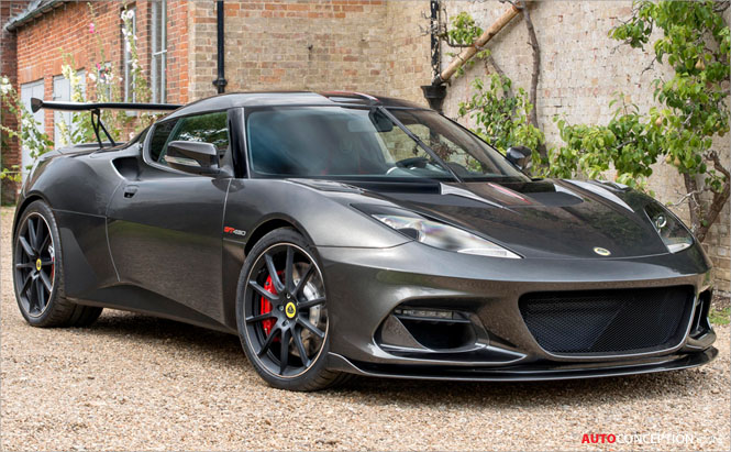 New Evora GT430 Becomes Most Powerful Road-Going Lotus Ever
