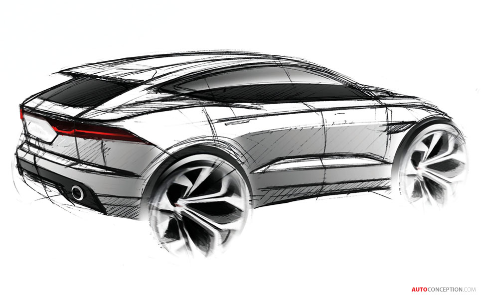 All-New Jaguar E-PACE SUV Revealed