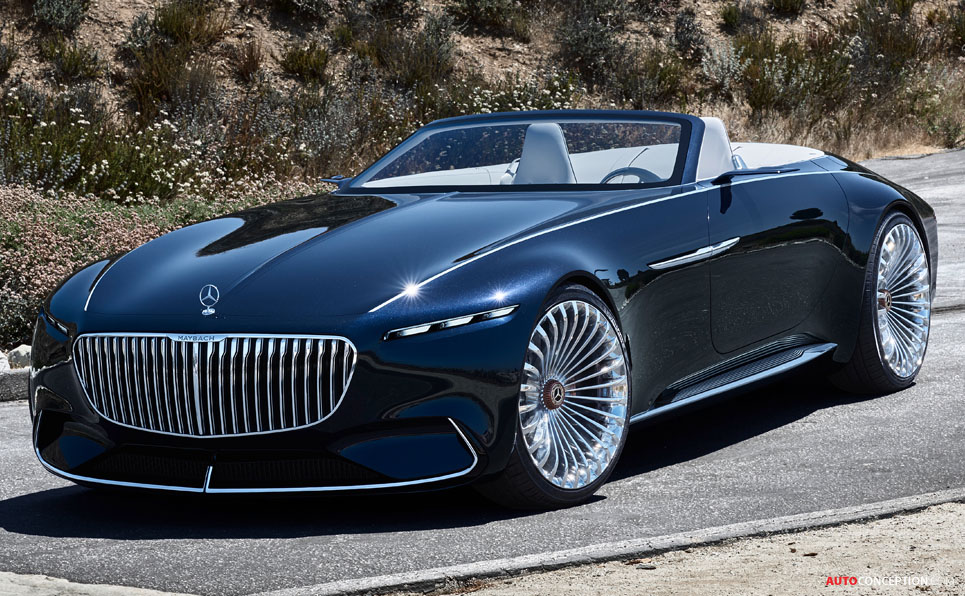 vision mercedes maybach 6 cabriolet revealed at pebble Genesis Coupe Wing Emblem Hyandai Genesis Coupe Logo
