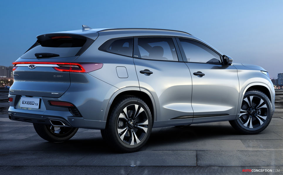 China S Chery To Launch In Europe With New Exeed Tx Suv