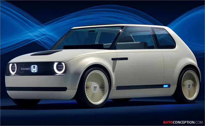 New Honda 'Urban EV Concept' Confirmed for Production