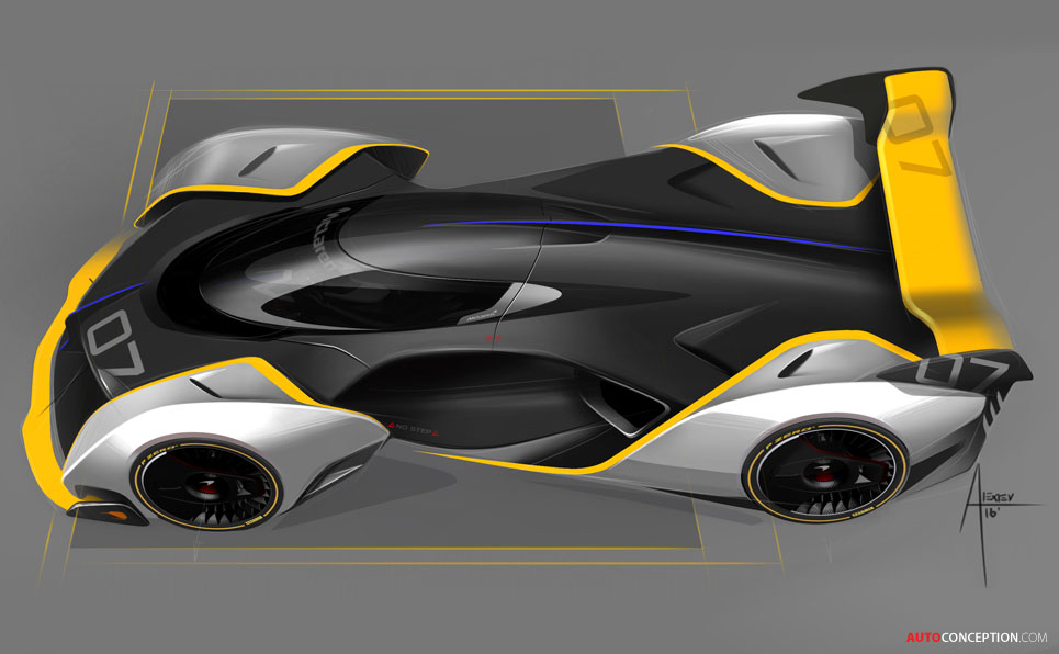 Mclaren Ultimate Vision Gt For Ps4 Gran Turismo Sport