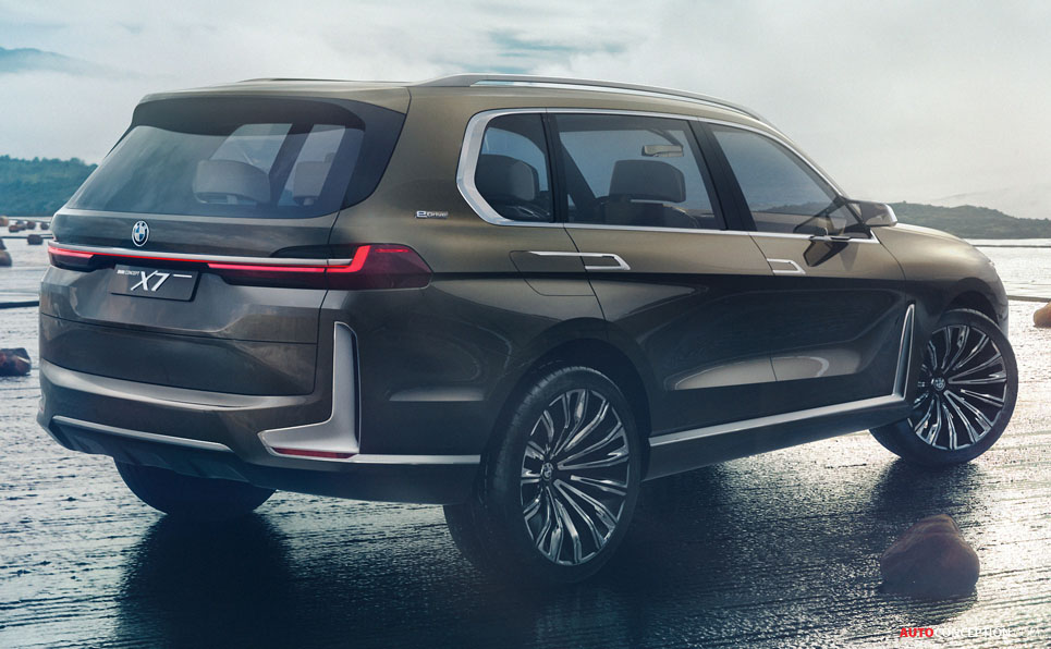 Bmw Concept X7 Iperformance Previews New Luxury Suv