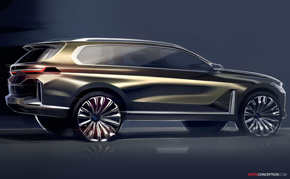 bmw  u2018concept x7 iperformance u2019 previews new luxury suv