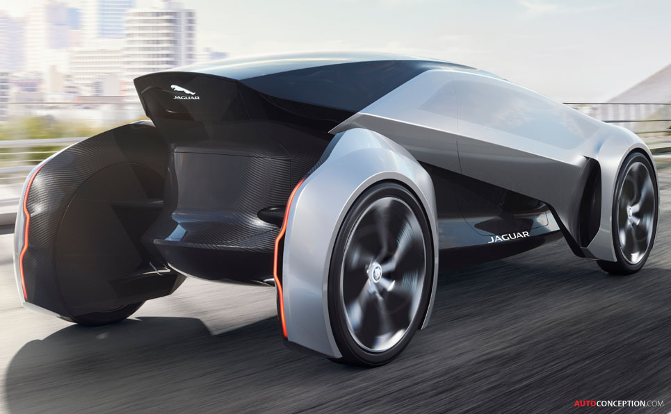 Jaguar Unveils 'FUTURE-TYPE' Concept Car - AutoConception.com