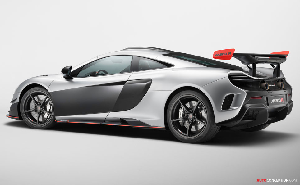 McLaren Special Operations Reveals Bespoke MSO R Coupé and Spider