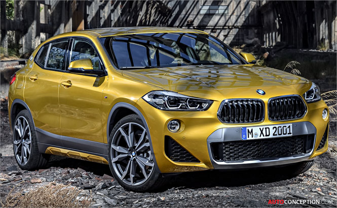 BMW Expands SUV Lineup with New X2