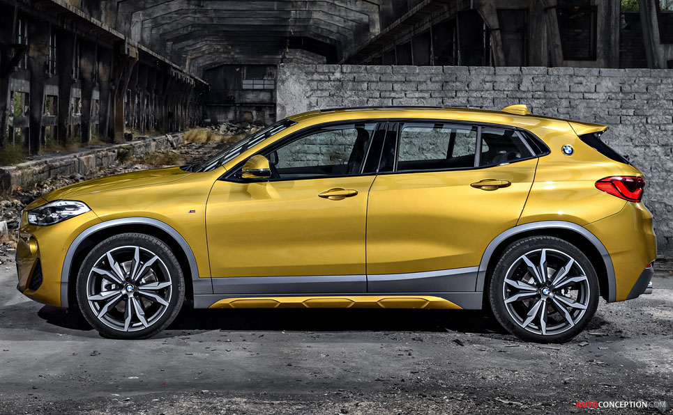 bmw expands suv lineup with new x2. Black Bedroom Furniture Sets. Home Design Ideas