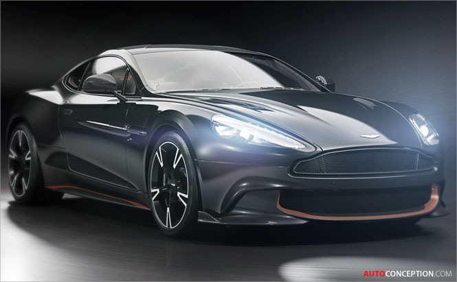 Aston Martin Reveals Limited Edition Vanquish S 'Ultimate'