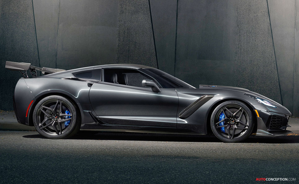 2019 Corvette ZR1 Officially Revealed