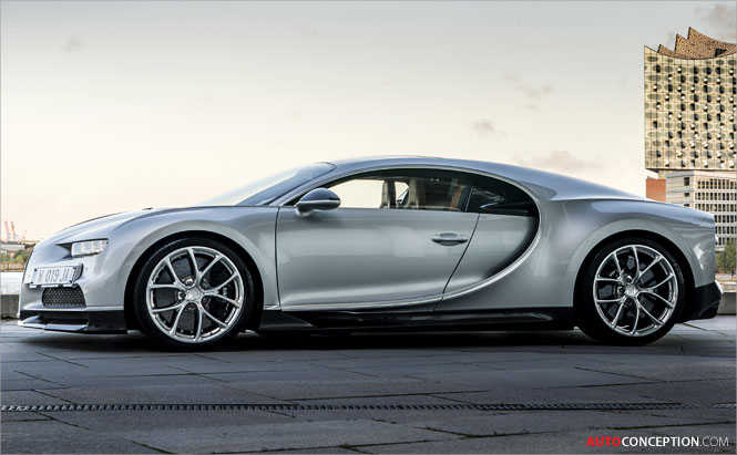 Bugatti Chiron a Hit with European Supercar Buyers