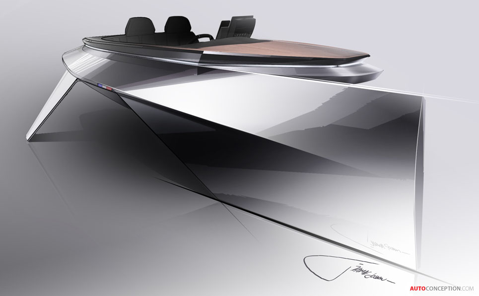 Peugeot: 'Sea Drive Concept' Heralds the Future of Boat Design
