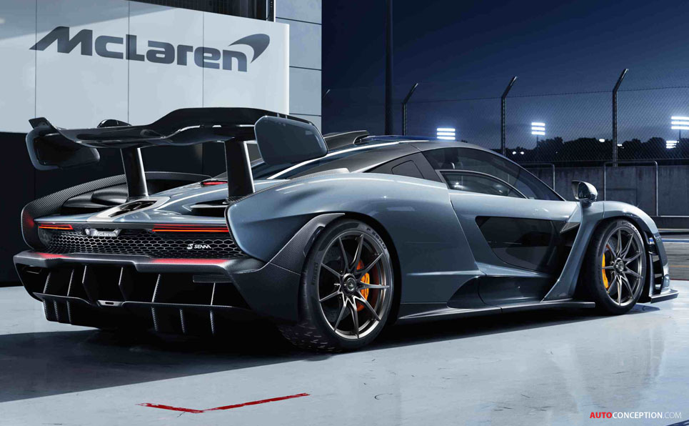 Mclaren Senna Hypercar Revealed Autoconception Com