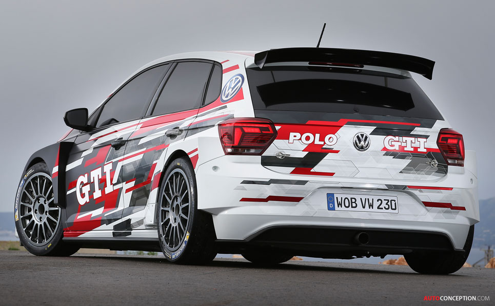 volkswagen polo gti r5 rally car unveiled. Black Bedroom Furniture Sets. Home Design Ideas