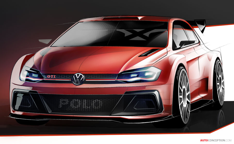 Volkswagen Polo Gti R5 Rally Car Unveiled Autoconception Com