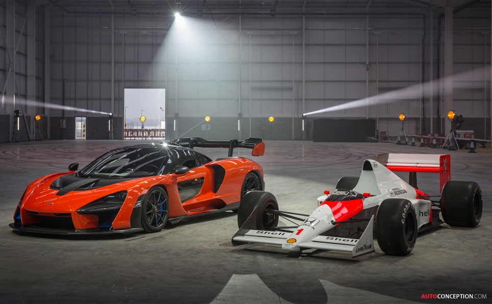 McLaren's New £50M Manufacturing Centre (Almost) Ready