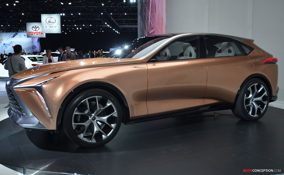 Lexus Lf 1 Limitless Concept Previews New Luxury Suv