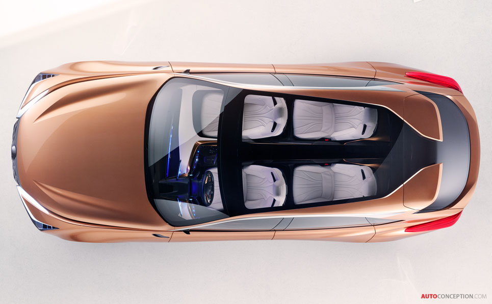 Lexus 'LF-1 Limitless' Concept Previews New Luxury SUV