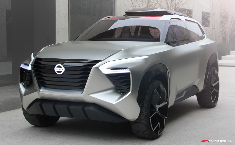 Xmotion Suv Concept Signals New Design Direction For