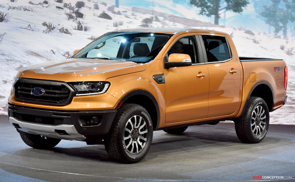 u s pick up truck sales boom sees return of ford ranger. Black Bedroom Furniture Sets. Home Design Ideas