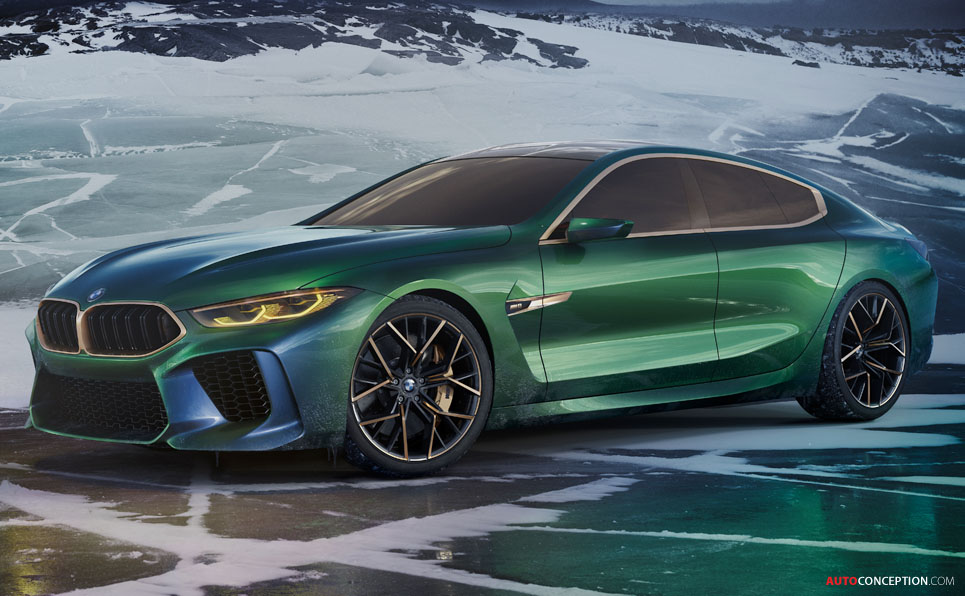 Bmw Concept M8 Gran Coupe Previews New 8 Series Flagship