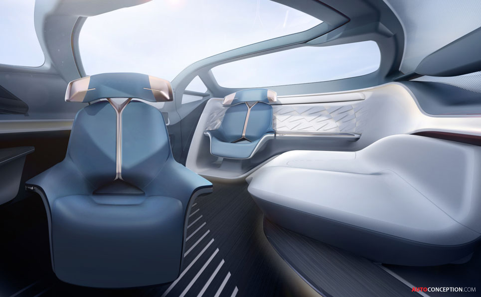 autonomous icona nucleus concept is a lounge on wheels. Black Bedroom Furniture Sets. Home Design Ideas