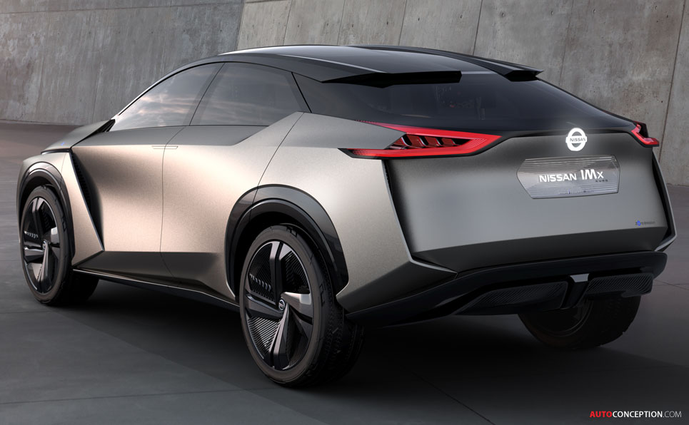 Blacked Out Suv >> Nissan 'IMx KURO' Concept Gets Blacked Out for SUV Look - AutoConception.com