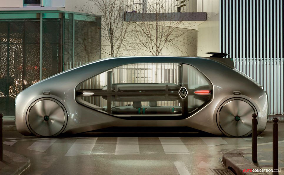 renault ez go concept car envisions what a future taxi might look like. Black Bedroom Furniture Sets. Home Design Ideas