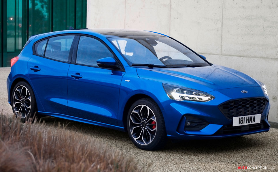 Ford Reveals All-New Focus