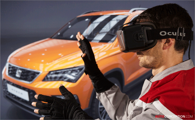 VIDEO: How Virtual Reality Is Improving Car Design