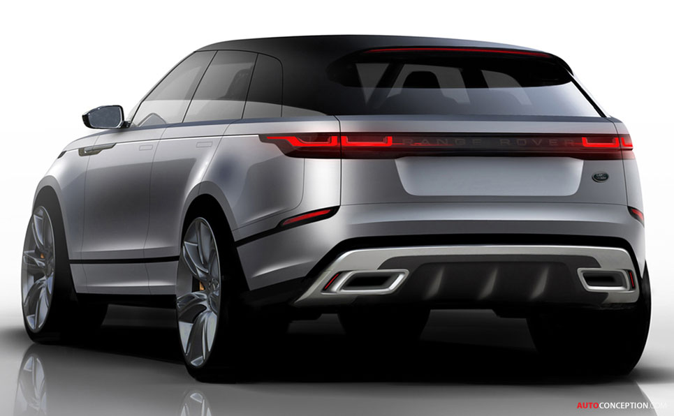 Range Rover Velar Named 'World Car Design of the Year ...