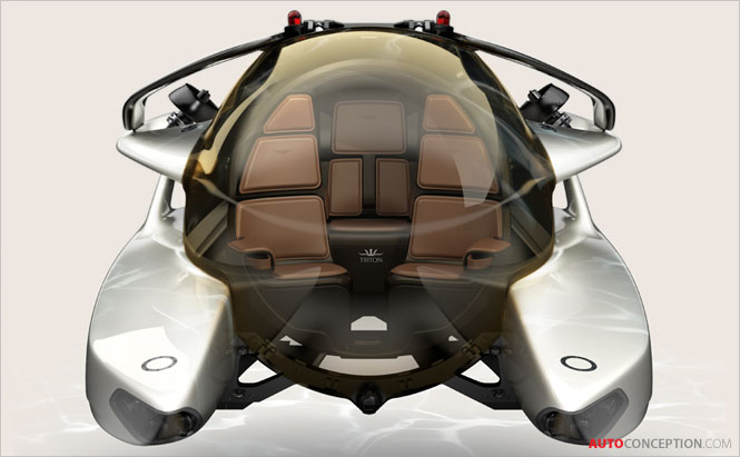 Aston Martin's 'Project Neptune' Luxury Submersible Enters Production