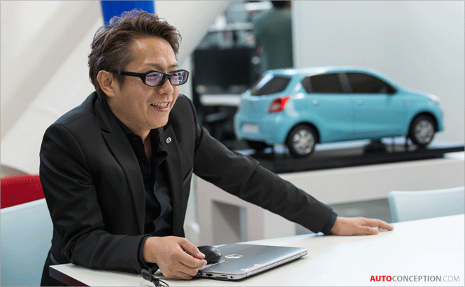 Interview: Kei Kyu on Car Design at Datsun