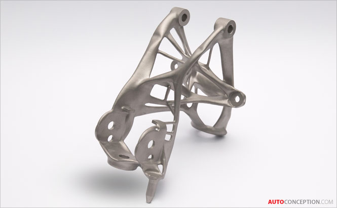 GM Using 3D Printing and AI-Based 'Generative Design' for Cars of the Future