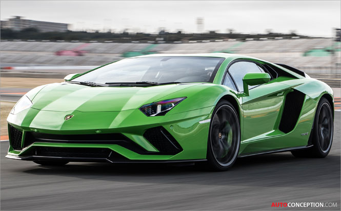 Lamborghini Breaks Sales Record; Huracán and Aventador Reach Production Milestones