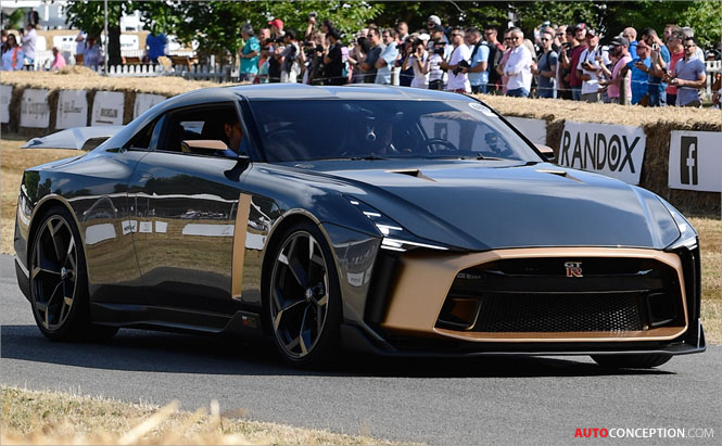 Nissan GT-R50 by Italdesign Set to Enter Production