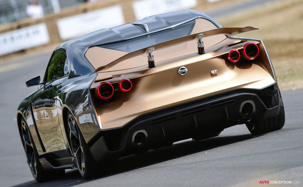 Nissan GT-R50 by Italdesign Set to Enter Production ...