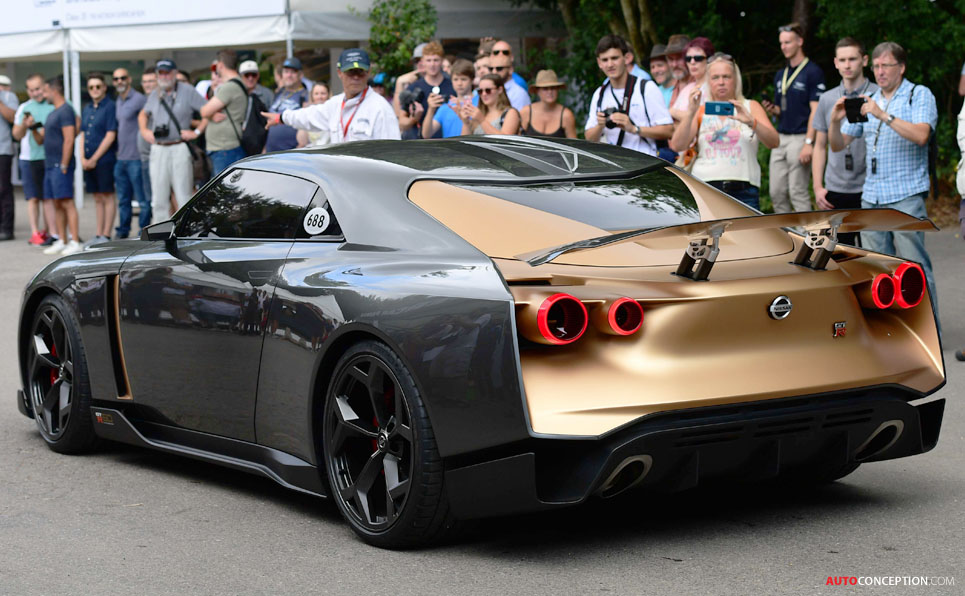 Nissan Fastest Car >> Nissan GT-R50 by Italdesign Set to Enter Production - AutoConception.com - AutoConception.com