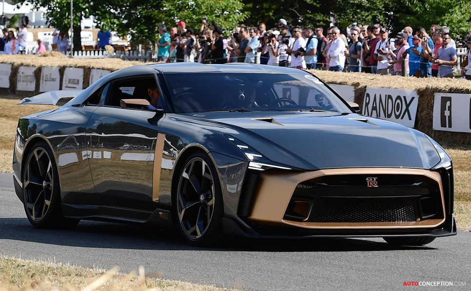 Nissan Gtr Concept >> Nissan GT-R50 by Italdesign Set to Enter Production - AutoConception.com